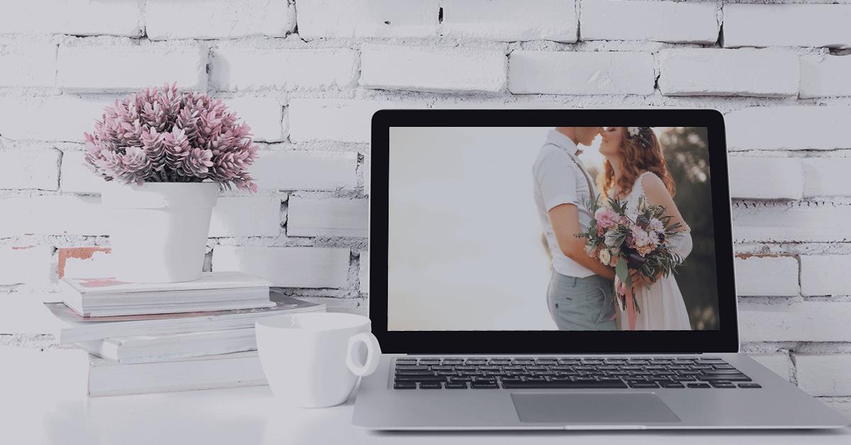 De ce un site pentru nunta ta e o idee bună