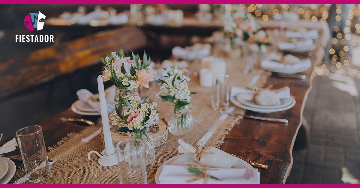 Idei pentru nunta ta în stil rustic