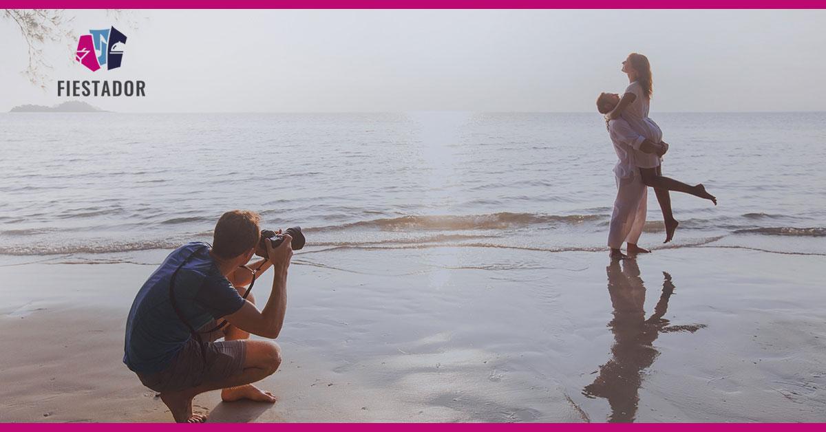 E o idee bună să luați fotograful cu voi în luna de miere?