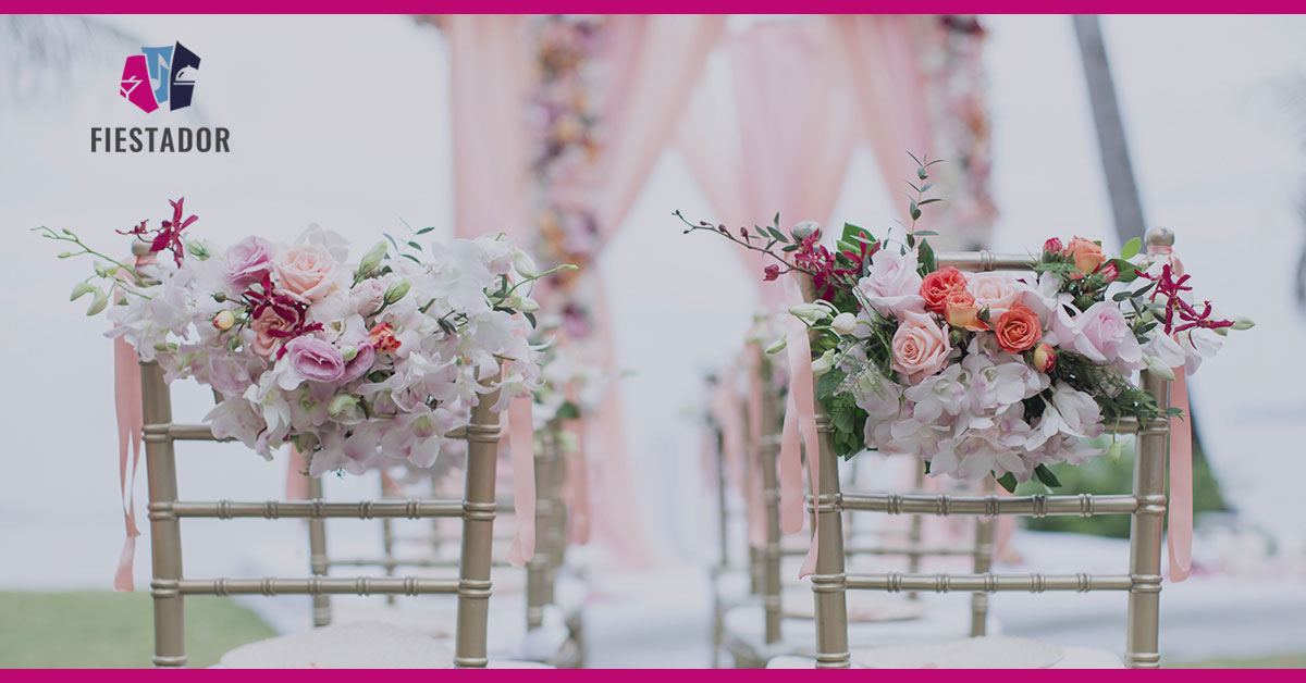 Idei creative pentru Nuntă: Învață cum să te folosești de flori si vegetație în moduri spectaculoase și neconvenționale